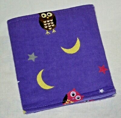 A6 OWLS Student Journal Diary Sketch Travel Art Journal Cover