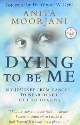 Dying To Be Me by Anita Book The Cheap Fast Free Post