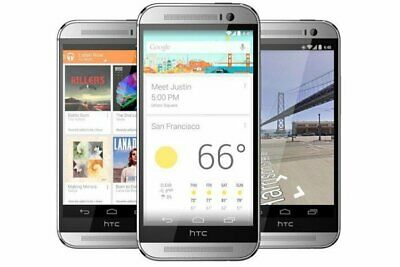 New T-MOBILE HTC One M8 - 16/32GB (Unlocked) Sealed in Box Smartphone