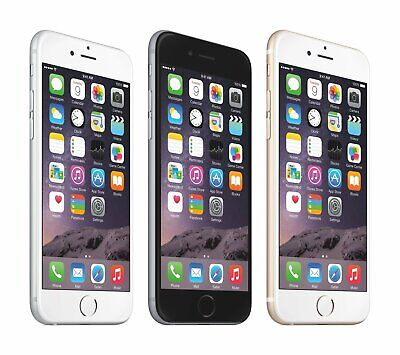New Verizon Apple iPhone 6 Plus 16/64/128GB Unlocked Sealed in Box Smartphone
