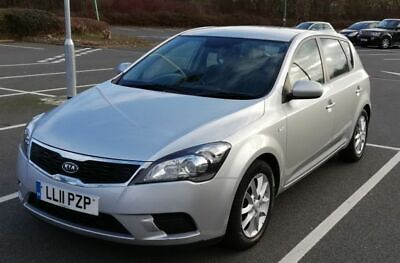 2011 KIA Ceed 1.6 CRDi VR7 5dr - 2 Previous Owners, FSH, Very Economical Diesel