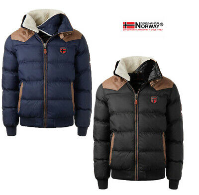 GEOGRAPHICAL NORWAY AMONAI Giacca Invernale Uomo Giacca Trapuntata ... 31c4891326a