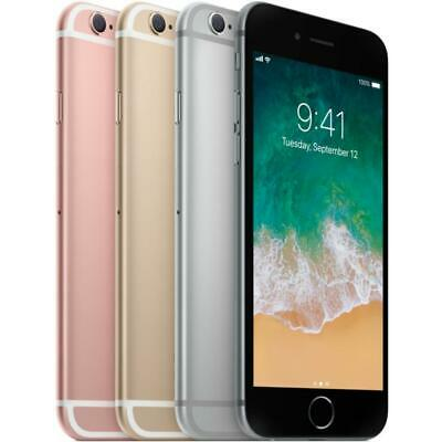 Apple iPhone 6S - GSM Desbloqueado -16/32/64/128GB - Vivo, Telcel, Entel, Claro
