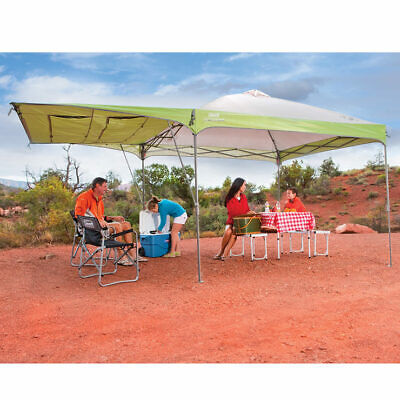 Coleman Swingwall Instant Shelter 10ft x 10ft (304.8 x 304.8 cm)