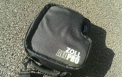 Zoll AEDPro AED Pro Case NEW also fits FR2 FR2+