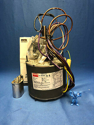 Dayton 3M265G Condenser Fan Motor 1/3 HP, 1625 RPM, 60 Hz, Phase 1