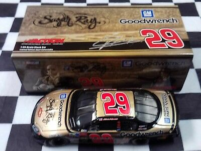 Kevin Harvick #29 GM Goodwrench Service Sugar Ray 2003 Monte Carlo 1:24 104485