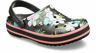 86d390854be16 CROCS CROCBAND HOLIDAY Lights Clog in Multi Color Unisex Size M 9  W ...