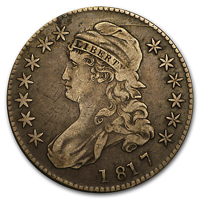 1817 Capped Bust Half Dollar VF - SKU#172185