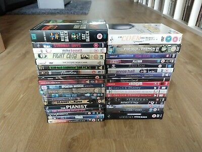 Dvd Movie & TV Comedy Box Set Bundle Job Lot car boot collection