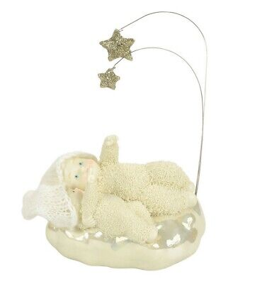 Department 56 Snowbabies SnowDream Star Gazing 4057992 R18 Christmas Wish