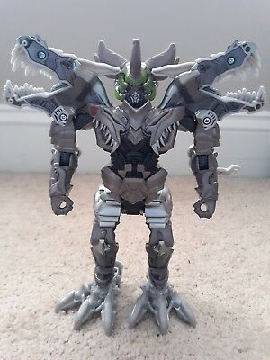 2017 Transformers The Last Knight Knight Armor Turbo Changer Grimlock FREE SHIPP