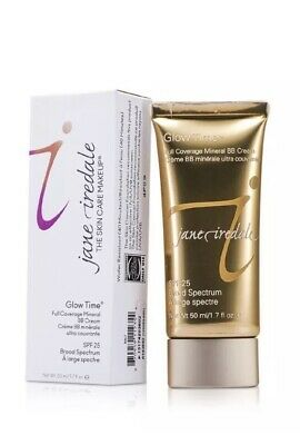 Jane Iredale Glow Time Full Coverage Mineral BB Cream SPF 25 - BB4 50ml/1.7oz BB