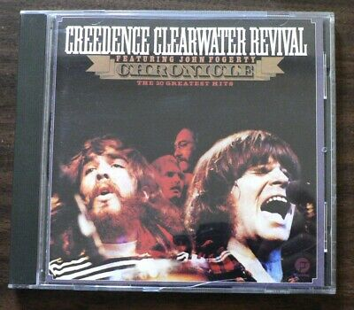 CREEDENCE CLEARWATER REVIVAL Chronicle: The 20 Greatest Hits CD rock Fantasy
