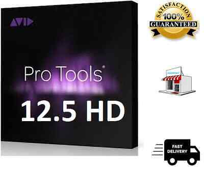 Avid Pro Tools 12.5 HD🔥portable🔥 Instant Delivery