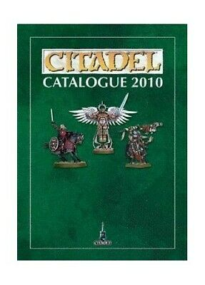 Citadel Catalogue 2010 Paperback Book The Cheap Fast Free Post