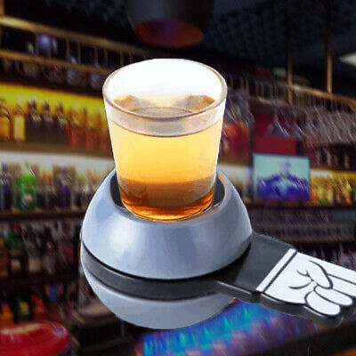 Spinner Spin The Shot Roulette Glass Alcohol Drinking Game Fun Party Gift