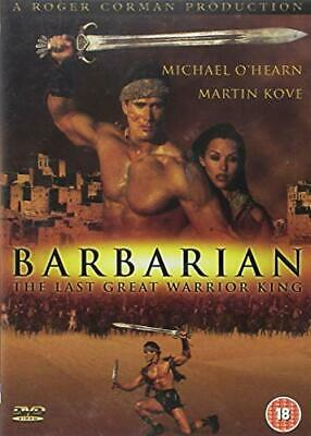 Barbarian [2003] [DVD] - DVD  PKVG The Cheap Fast Free Post