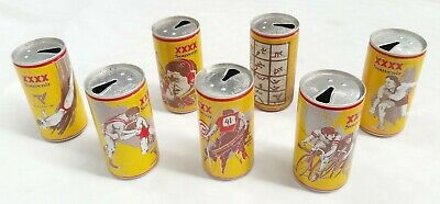 1982 Brisbane Commonwealth Games Castlemaine XXXX Bitter Ale Souvenir Beer Can