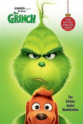 Illumination Presents Dr. Seuss' the Grinch Deluxe Junior Novelization...