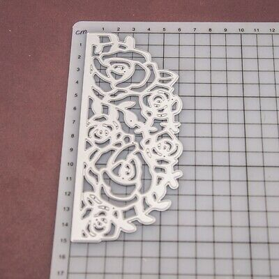 Lace Cutting Dies Stencil For DIY Scrapbooking Embossing Paper Card Making Craft