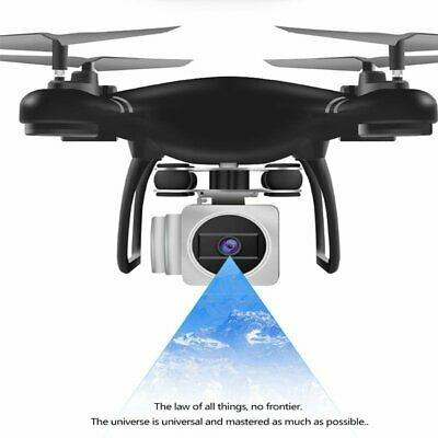 Drone x pro 2.4G Selfi WIFI FPV With 1080P HD Camera RC Quadcopter Toy Black