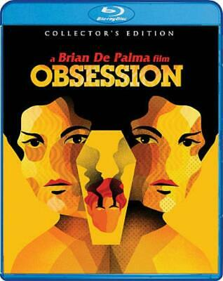 Obsession New Blu-Ray Disc
