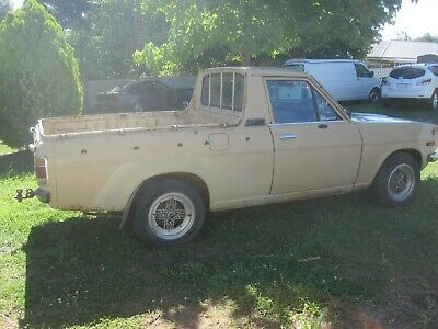 Datsun 1200 Ute 5 Speed
