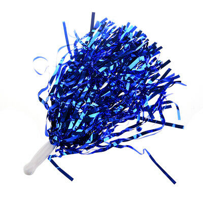 Party Costume Sports Cheerleader Party Favors Flower Ball Pom Poms Hot P3Q8