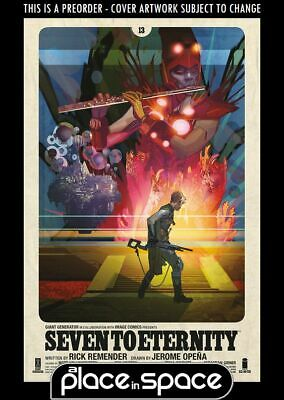(Wk08) Seven To Eternity #13B - Edwards Variant - Preorder 20Th Feb