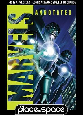 (Wk11) Marvels Annotated #2A - Preorder 13Th Mar