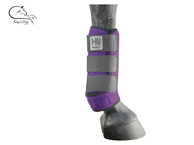 HyImpact Sport Support Tendon Leg Riding Field  Protection Horse Boot FREE P&P