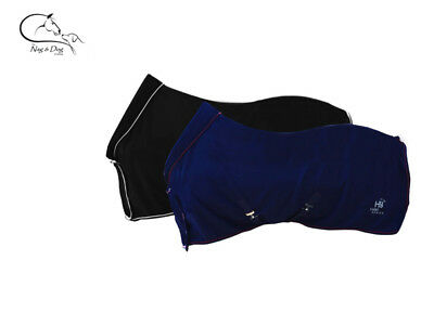 """Hy """"Event Pro"""" HORSE COB PONY SHOW TRAVEL FLEECE RUG Stable Cooler FREE P&P"""