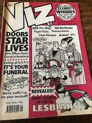 Viz Comic Issue No 48 - Adult Comic - Not For Sale To Children -
