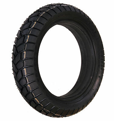 80 / 65 x 8 Black Infilled mobility Tyre