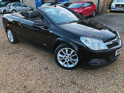 2008 '08' Vauxhall Astra 1.8 Design AUTO Twin Top Cabriolet Convertible. Px Swap