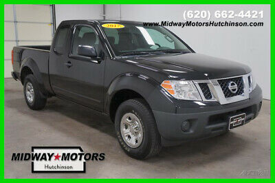 2017 Nissan Frontier S 2017 S Used 2.5L I4 16V Automatic RWD Pickup Truck