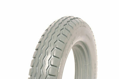 12 1/2 x 2 1/4 Greentyre Electric Solid tyre Grey (30-32mm rim fit)