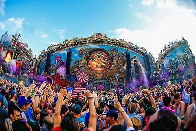 2x Tomorrowland Magnificient Greens (Full Madness + Dreamville) - 1. Wochenenede