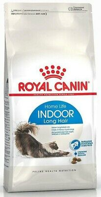 10kg Royal Canin INDOOR LONG HAIR Langhaarkatzenfutter  Bravam 3182550739429