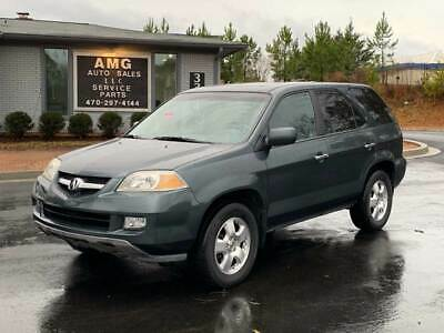 2005 MDX Base AWD 4dr SUV 2005 Acura MDX Base AWD 4dr SUV 161,398 Miles Gray SUV V6 3.5L Natural Aspiratio