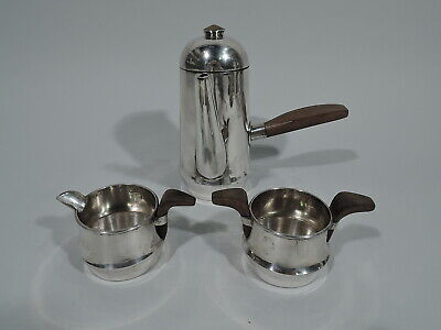 Spratling Coffee Set - Midcentury Modern Taxco - Mexican Sterling Silver