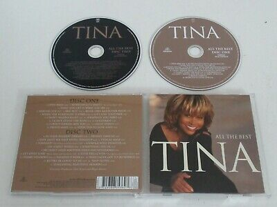 Tina/all The Best(Parlophone 0724386353627) 2Xcd Album