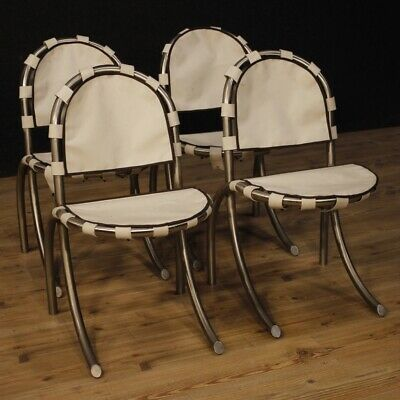 4 chairs furniture design modern antiques armchairs seats living room Medusa