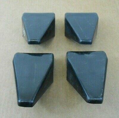 Lot Of 4 New Tennant 17038 Oem Bumper, Squeegee Frame