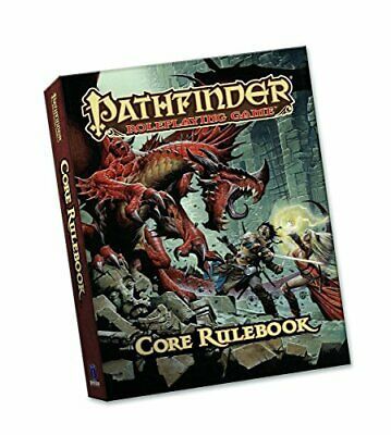 Pathfinder Roleplaying Game: Core Rulebook [Pocket Edition] Bulmahn, Jason
