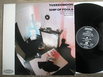 TUXEDOMOON, ship of fools, Normal 25 REC 1986, nearMINT