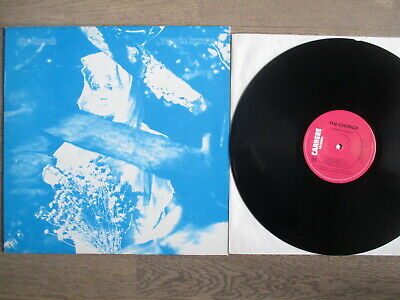 THE CHURCH, remote luxury, CARRERE REC CAL 213,1984,UK, TOP VINYL