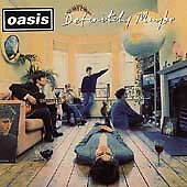 1 CENT CD Definitely Maybe - Oasis