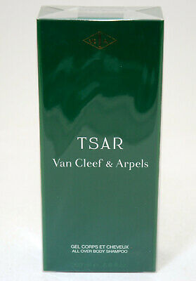 Van Cleef And Arpels Tsar All Over Body Shampoo 200 Ml